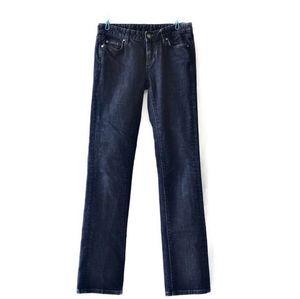 CLUB MONACO Sz. 29 Ella Slim Straight Blue Jeans